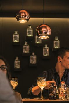 BERRIER by TAL in Copper and textured black. Cu29 lighting range. #design #lighting http://www.tal.be/en/product_search_4017.htm