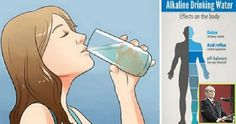 The World Needs To Know, Alkaline Water Kills Cancer – This is How To Prepare It! Cancer, the deadliest disease nowadays, is a constant threat to all of us. Yet, you probably have already heard about the fact that cancer . Healthy Tips, How To Stay Healthy, Healthy Food, Healthy Facts, What Is Alkaline Water, Fatigue, Alkaline Foods, Alkaline Recipes, Water Recipes