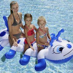 Chenille gonflable pour plage et piscine - Gonflables de piscine - Abysse-sport