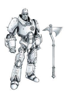 Woodsman/ Tin Man
