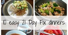 Health doesn't have to be hard, and healthy meals don't have to take long to make. You can follow your plan and love your food at the sam...