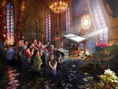 LaChapelle Studio - Series - After the Deluge: Museum