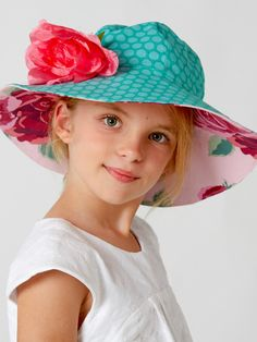 Sun Hat - baby, child, adult sizes