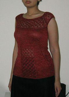 Ravelry: Maddy pattern by Cyn