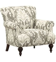 Living Rooms, Jessica Accent Chair, Living Rooms | Havertys Furniture #havertysrefresh