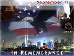 Remembering September 11, 2001...