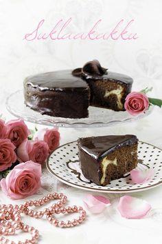 Suklaakakku,   Elämä makeaksi-blogi