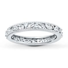 Kay - Stackable Ring Lab-Created Sapphire Sterling Silver