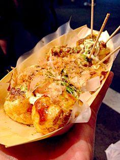 たこ焼き (Takoyaki)