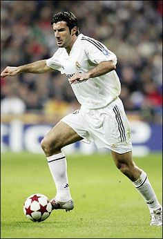 Luis Figo #Real Madrid