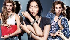 Skóra, metalik, mocne kolory - to główne trendy w kolekcji!