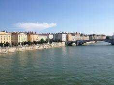 Lyon à Rhône-Alpes
