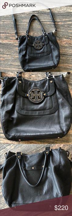 6a2e109bba1e Tory Burch handbag. Tory Burch 100% Authentic black handbag