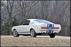 1967 Shelby GT500 Super Snake  Legendary One-of-One Shelby Supercar