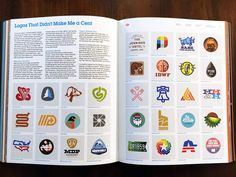 Pretty Much Everything is an Autobiography on Aaron James Draplin and Draplin Design Co. If you love art & design this book could be right up your ally.