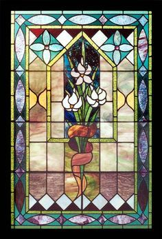 antique victorian stained glass windows - Google Search