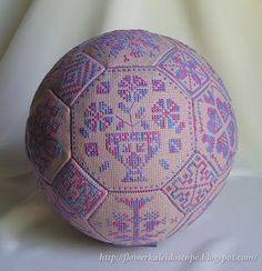 Таинственные вещицы - Mysterious knickknacks: quaker ball