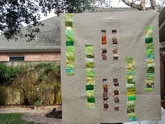FO: Earthy Strips by jaceycraft, via Flickr