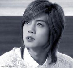 Kim Hyun Joong 김현중 ♡ as Yoon Ji Hoo ♡ Boys Over Flowers ♡ Kdrama ♡ Kpop ♡ black & white ♡