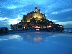 Noche mágica en St. Michell, Bretaña francesa