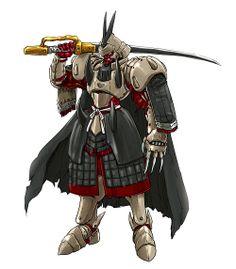 Samurai Troopers  / Anubis