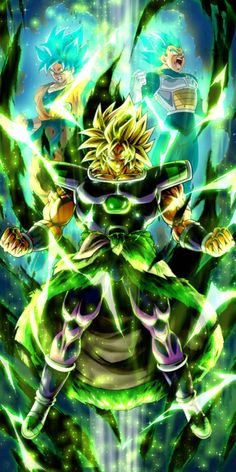 Earthly energy beam cut like green fire glass on a the power up side which are sheilds Dbz Art, Dragon Ball Goku, Super Saiyan, Dragon Ball Super Artwork, Anime Wallpaper, Dragon Super, Dragon, Goku And Vegeta
