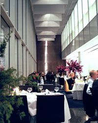 The Modern. Went with Lisa S and what a great time! So elegant!