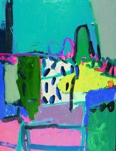 Henning Kürschner untitled, oil on canvas