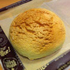 エピシェールのメープルメロンパン