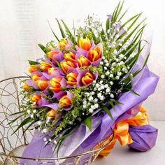 Luxury Decor added a new photo. Birthday Card Sayings, Birthday Quotes, Birthday Greetings, Happy Birthday, All Flowers, My Flower, Flower Power, Beautiful Flower Arrangements, Beautiful Flowers