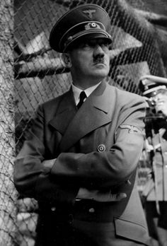 Adolf Hitler is likely to have been descended from both Jews and Africans, according to DNA tests. Samples taken from relatives of the Nazi leader show that he is biologically linked to the 'sub-human' races he sought to exterminate. Hitler was Jewish. Hiroshima, Nagasaki, Fukushima, World History, World War Ii, The Third Reich, Interesting History, Historian, Historical Photos