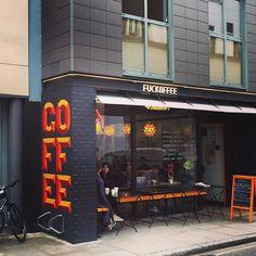 Photo by @dariatroitskaia (http://dcult.net/1XJgDNg)Это лучшее название кафе из всех, что я видела!