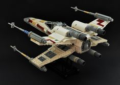 T-65 X-wing: V2 (2) http://www.flickr.com/photos/143232344@N06/29763154804/