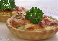 Quiche de Ricota com Espinafre ~ PANELATERAPIA - Blog de Culinária, Gastronomia e Receitas