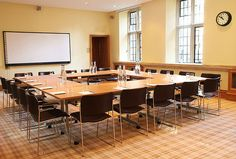 More details at Univ. Conference Facilities, University College, Oxford, Table, Room, Furniture, Home Decor, Bedroom, Homemade Home Decor