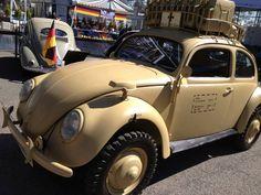 VW COMMANDERWAGEN 4X4 THE  AFRIKA KORPS