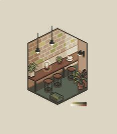 Pixel Art Background, Background Drawing, Game Character Design, Game Design, Pixel Life, Cool Pixel Art, Pixel Drawing, Drawing Interior, 8 Bits