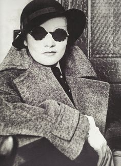 fantomas-en-cavale: Marlène Dietrich, 1933