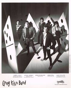 The Greg Kihn Band Press Kit Photo https://www.facebook.com/FromTheWaybackMachine/