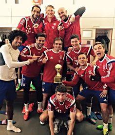 Bayern #footballislife