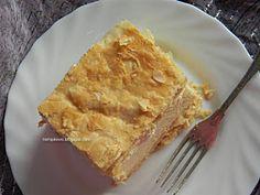 Wiem, co zjem...!: Kremówka - najlepsza na świecie :) Lasagna, Ethnic Recipes, Lasagne