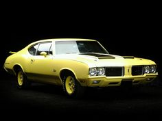 1970 Oldsmobile Rallye 350. Only 5400 ever produced.