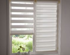 Store day / night Source by dudouetpic Blinds For Windows, Curtains With Blinds, Window Blinds, Persiana Sheer Elegance, Sunrooms And Decks, Store Venitien, Kitchen Window Coverings, Zebra Blinds, Publisher Clearing House