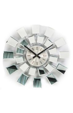 WORLD FRIENDLY WORLD 'Checker' Wall Clock available at #Nordstrom