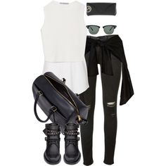 """""""Untitled #3516"""" by nikka-phillips on Polyvore"""