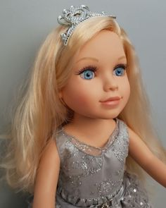 Journey-Girls-2016-edition-speciale-NEW-YORK-Holiday-doll-034-ilee-034-18-in-environ-45-72-cm-RARE Journey Girls, 18th, New York, Crown, Dolls, Disney Princess, Holiday, Fashion, Baby Dolls