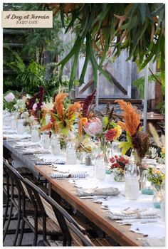terrain Rough Luxe Lifestyle Fall Tablescapes