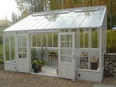 Greenhouse I'm getting one if I have to build it myself!