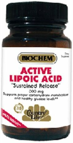 "Active Lipoic Acid ""Sustained Release"" 60 Tablets by Country Life. Save 39 Off!. $16.97. Active Lipoic Acid ""Sustained Release""- A powerful Antioxidant- Functions as both water and fat-soluble antioxidant- Has been shown to help maintain a healthy blood sugar level- Has been shown to be crucial for liver support Healthy Blood Sugar Levels, Country Life, Vitamins, Health Fitness, Nutrition, Personal Care, Fat, Natural, Self Care"