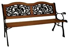 Relaxer l 39 ext rieur on pinterest php chaise longue for Chaise bois et fer forge